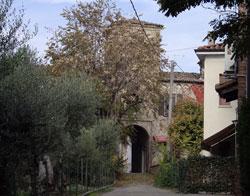 Il castello di Salvaterra oggi
